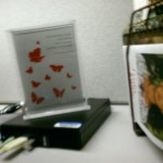 office greeting card